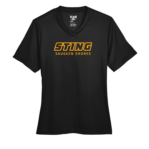 Ladies Team Sting Performance tee