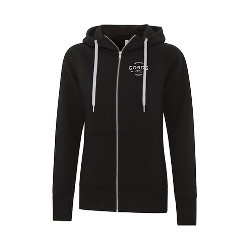 ESACTIVE® Ladies Zip-up Hooded Sweater
