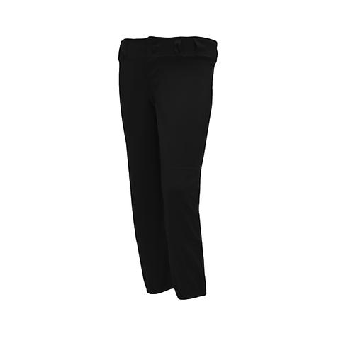 Athletic Knit Ladies Ball Pants