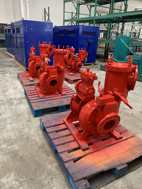 Amco Pump Manufacturing Pumps