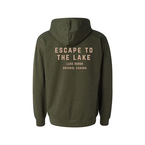 Escape to the Lake Hoodie