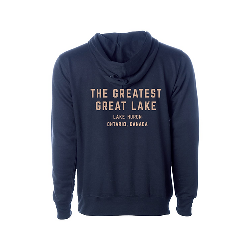 The Greatest Great Lake Hoodie