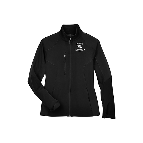 North End Ladies Soft Shell Jacket