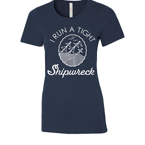 Shipwreck Tee Ladies