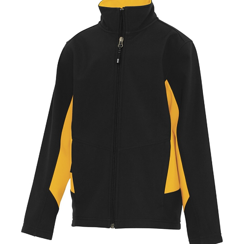 COAL HARBOUR® SOFT SHELL YOUTH JACKET.