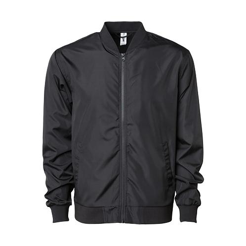 Independent Trading Co. - Lightweight Bomber Jacket