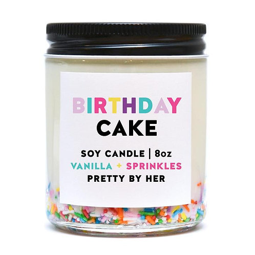 BIRTHDAY CAKE | CANDLE