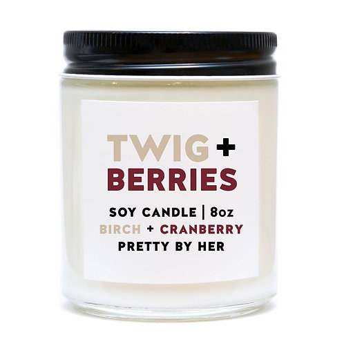 TWIG AND BERRIES | CANDLE