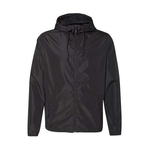 Independent Trading Co. - Unisex Lightweight Full-Zip Jacket