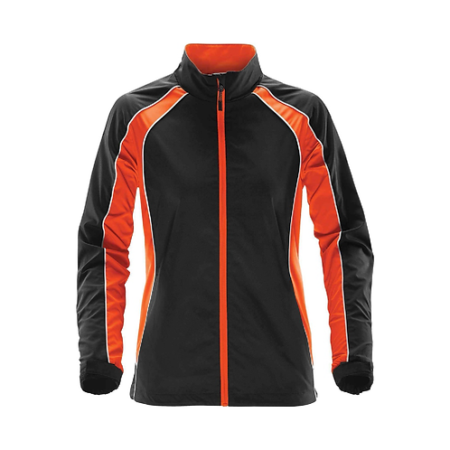 StormTech Warrior Training Jacket - Orange