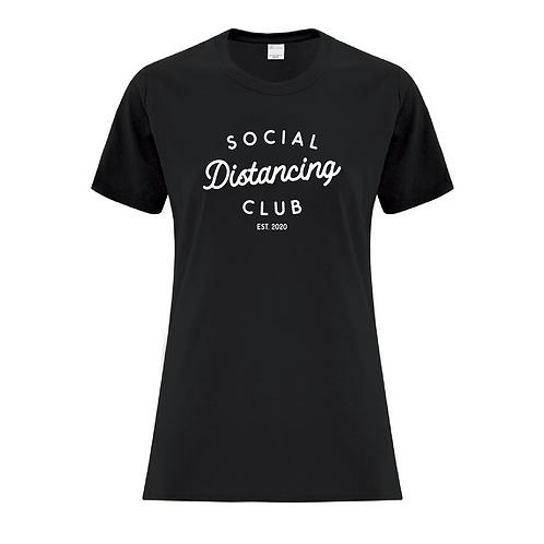 Social Distancing Club Ladies