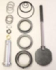 DGV7500 4inch Major Repair Kit