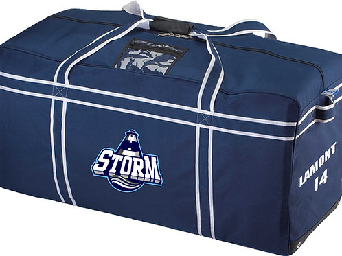 Hockey Bag with Storm Twill Patch