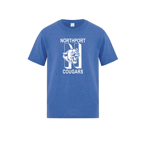 Youth Northport Throwback tee