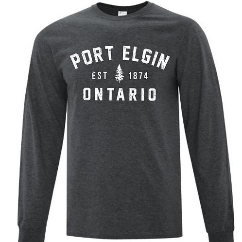 Retro Port Elgin Long Sleeve