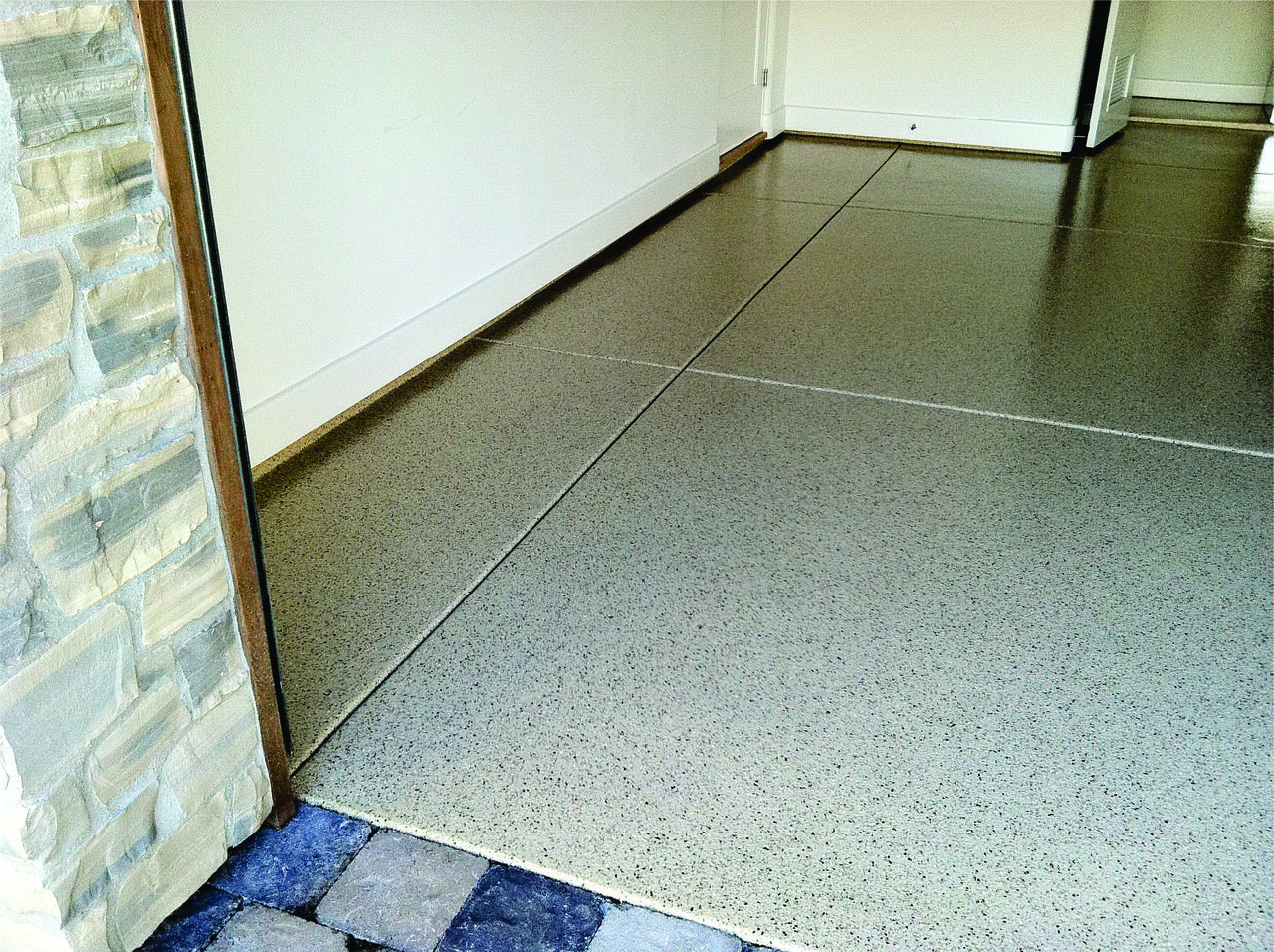 Garage Epoxy Flooring, Laguna Beach