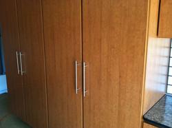 Garage Cabinets, Optional Handles