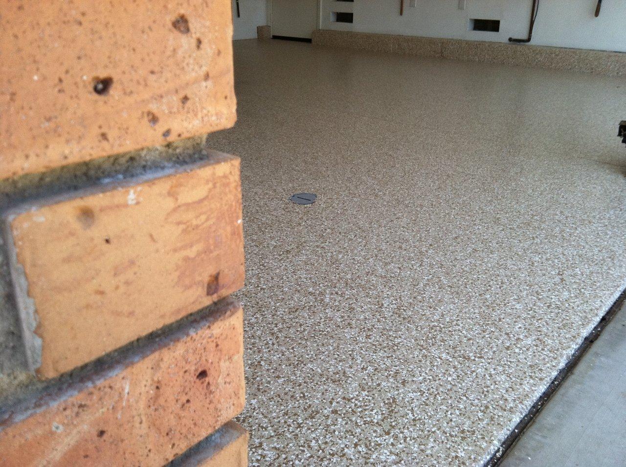 Garage Epoxy Flooring, Alpine