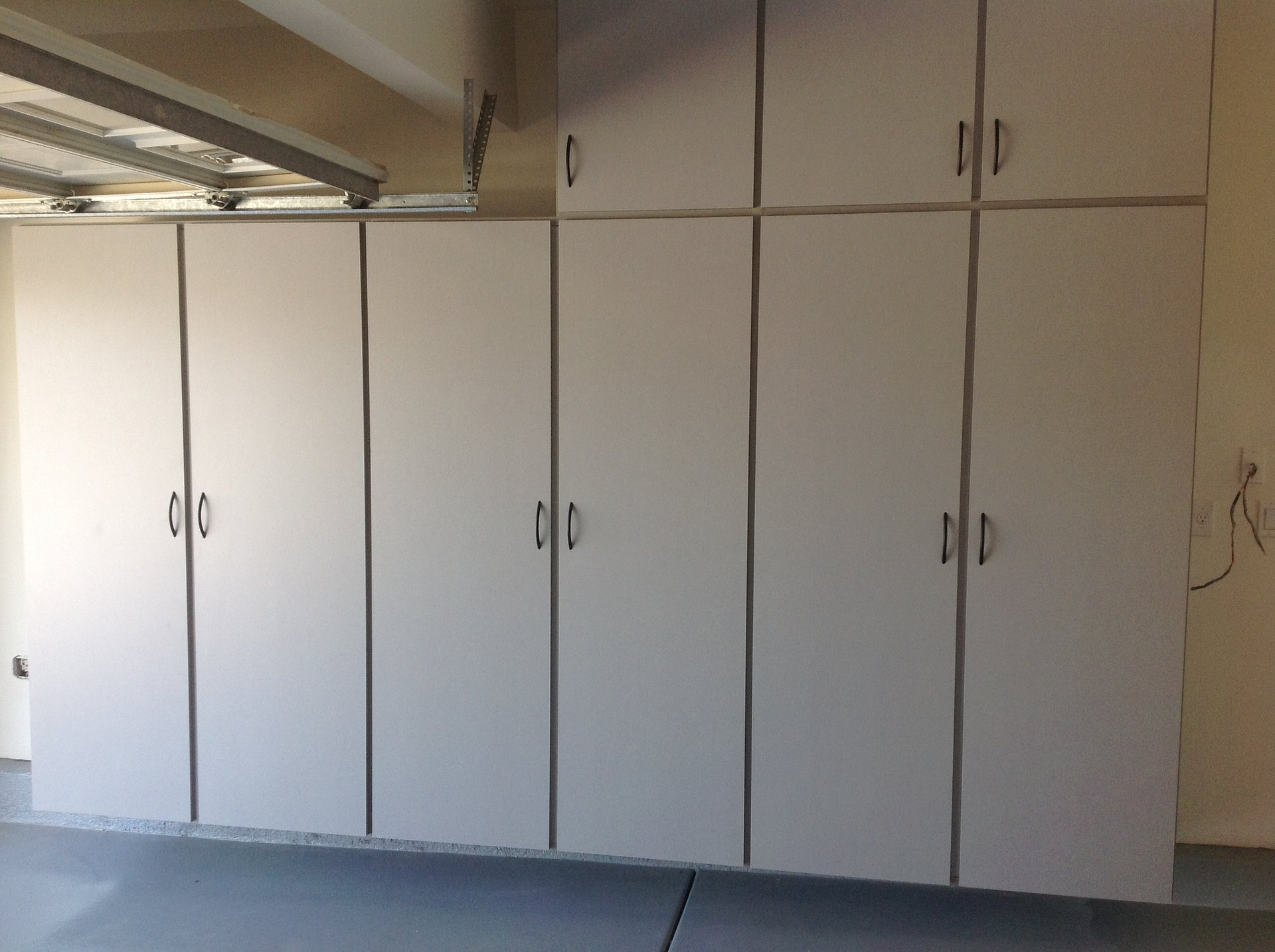 Garage Cabinet System, San Marcos