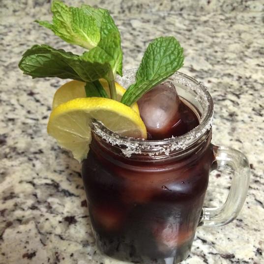 Sobolo (Hibiscus Tea)