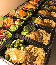 Healthy tasty meals for my client. Thank
