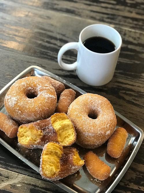 Sweet Potato Donut 6