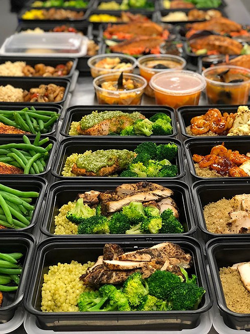 Chef's Choice Meal Prep 10 Meals