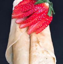 Ghana pancakes (Crepes)