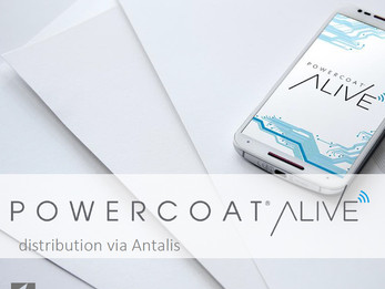 Nutipaber - Powercoat Alive!