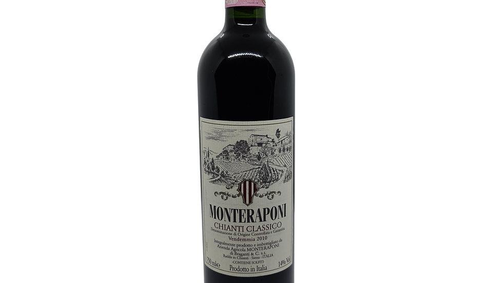 Monteraponi Chianti Classico DOCG 2010 - 75cl
