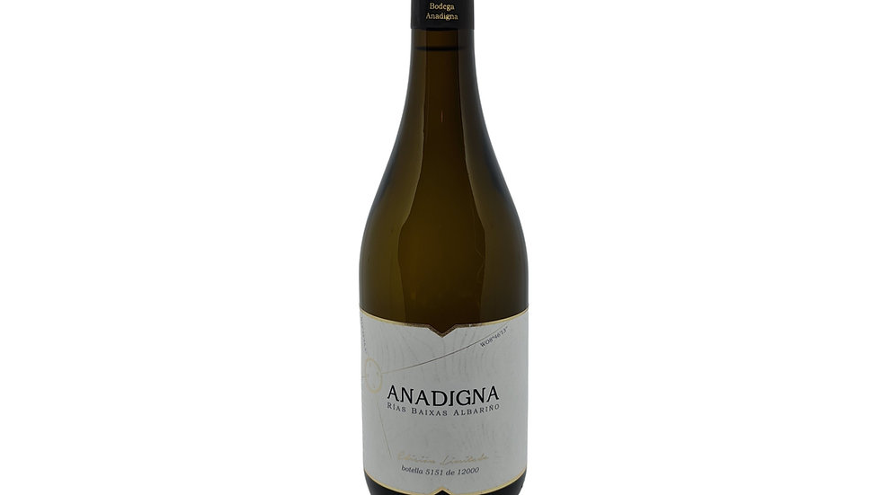 Anadigna DO Rias Baixas 2018 - 75cl