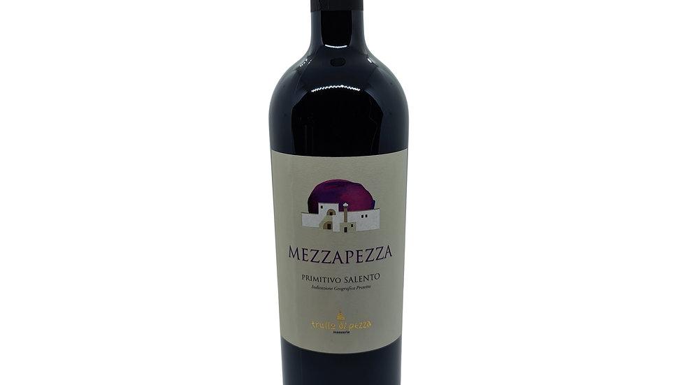 Mezza Pezza Primitivo Salento IGP Bio 2015 - 75cl