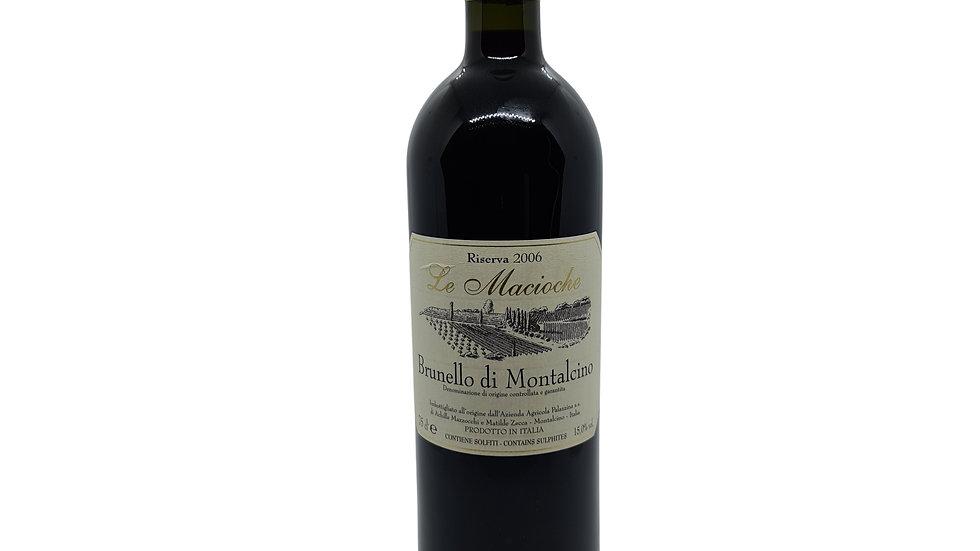 Le Macioche Brunello di Montalcino Riserva DOCG 2006 - 75cl