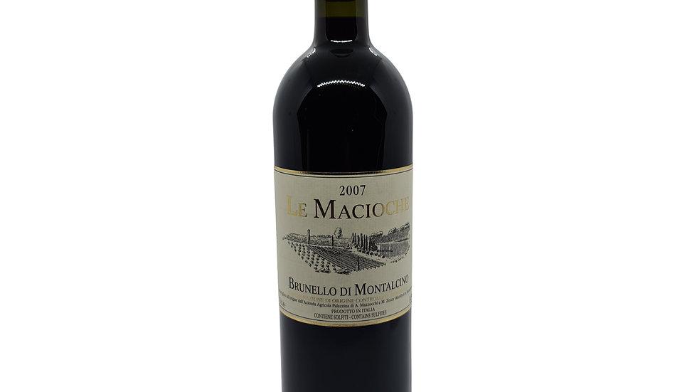 Le Macioche Brunello di Montalcino DOCG 2007 - 75cl