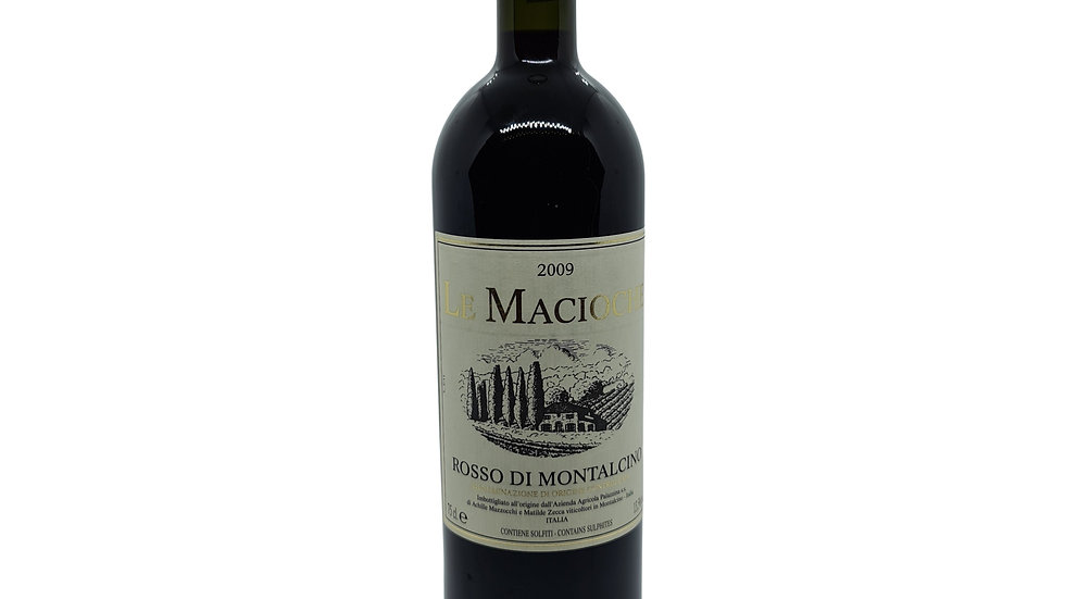 Le Macioche Rosso di Montalcino DOC 2009 - 75cl