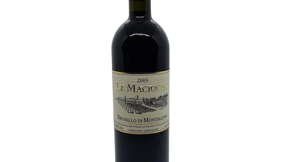 Le Macioche Brunello di Montalcino DOCG 2005 - 75cl