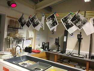 darkroom w prints.JPG