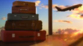 organização de malas de viagem