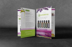Natural Oils brochure final look by ug3