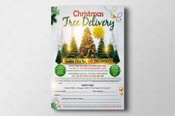 Christmas Tree Delivery final look by ug3