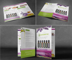 Natural Oils brochure preview by ug