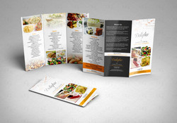 Delights by Southern girl Catering brochure final look by ug