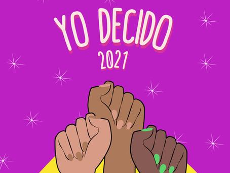 ¡Yo Decido! Una práctica a favor del liderazgo y la participación política de las mujeres jóvenes