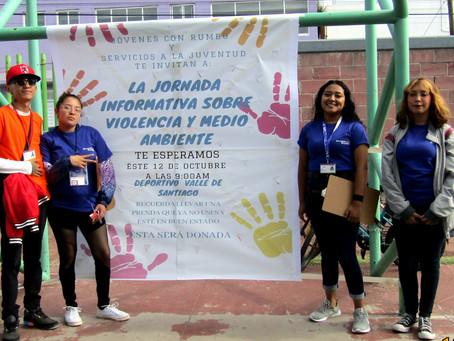 Jóvenes líderes por la mejora de su comunidad