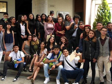 Es posible alcanzar un sueño: Graduación de Jóvenes con Rumbo