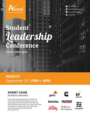 Fall 2017 Ascend Student Leadershp Conference