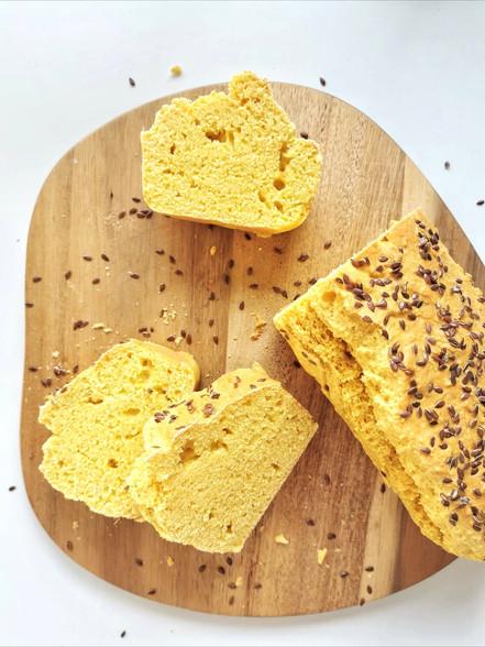 Saveurs d'automne : le pain au maïs