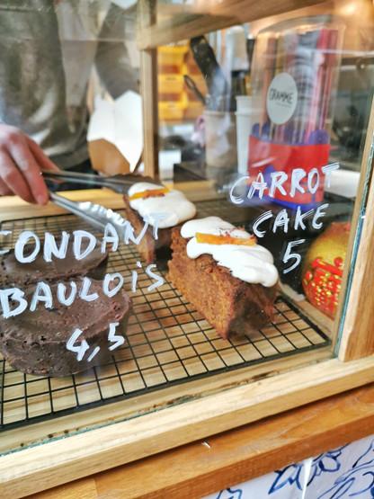 A la recherche du meilleur carrot cake de Paris #2