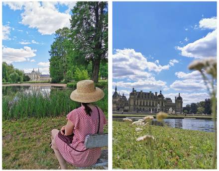 Escapade au domaine de Chantilly