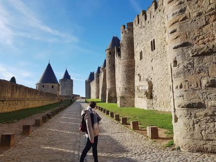 A la découverte de la Cité de Carcassonne